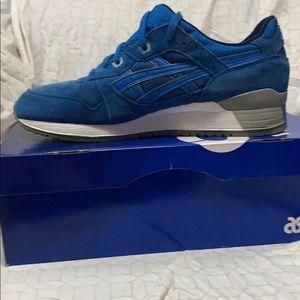 Blue ASICS
